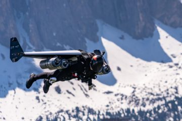 jetman alpes
