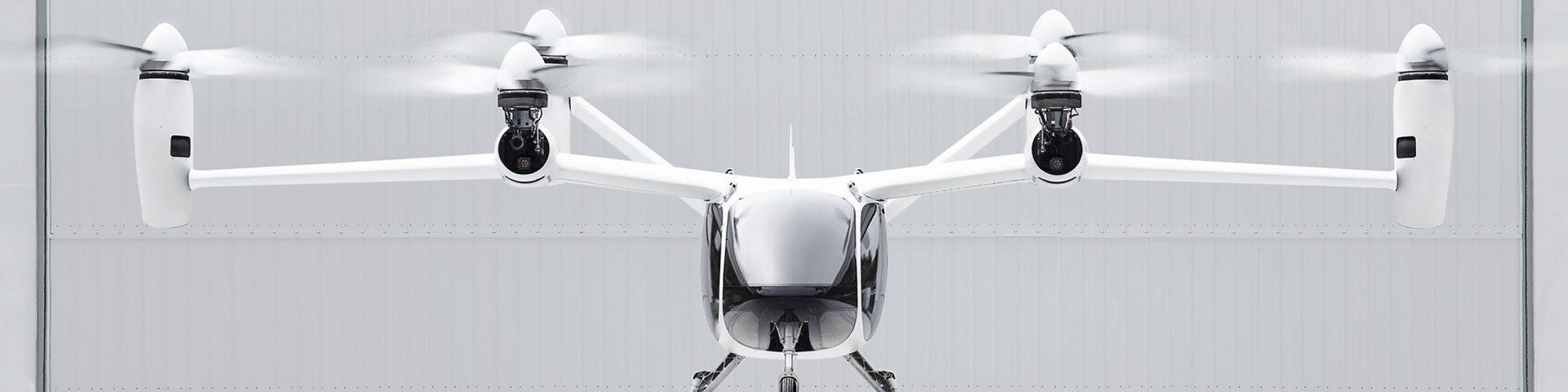 Joby-aviation vue de face