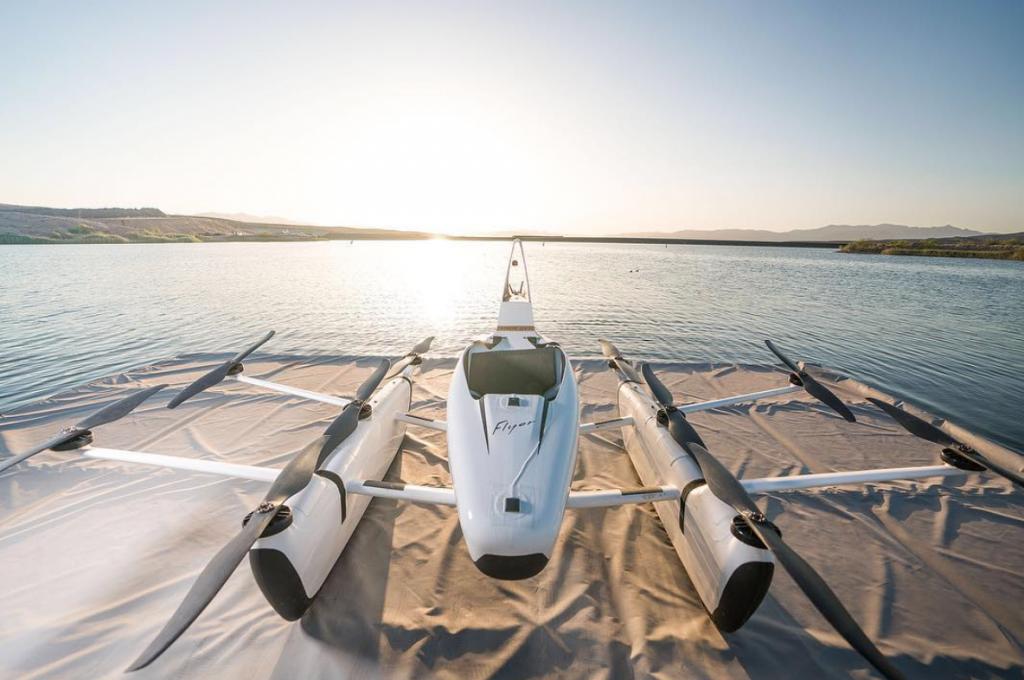 flyer kittyhawk ponton