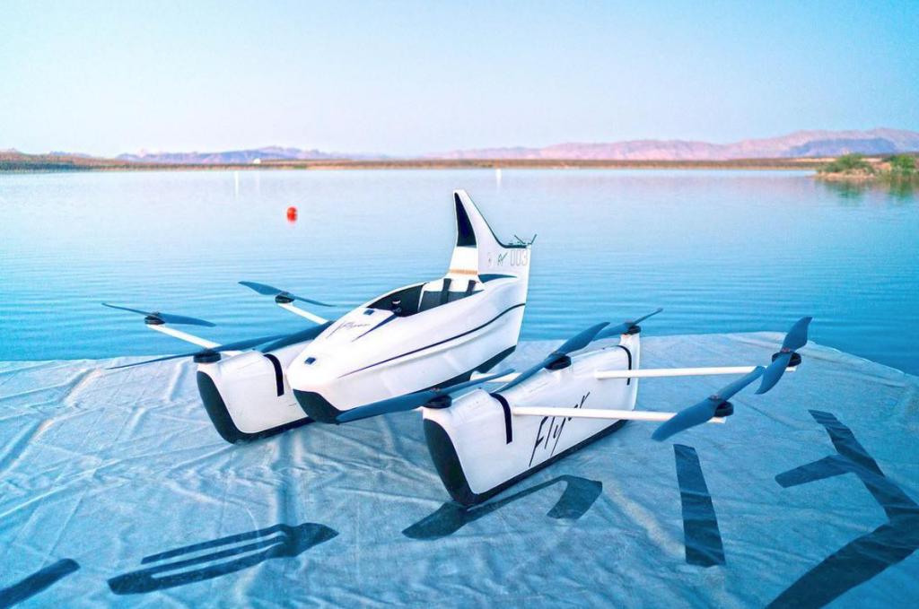 flyer kittyhawk ponton a