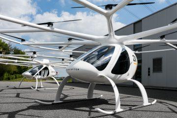 Volocopter 2X et VC200