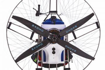paramoteur électrique exomo copilot