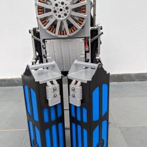 paramoteur skywalker marathon 2 batteries