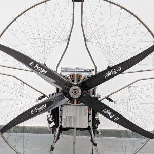 paramoteur électrique skywalker marathon arrière a