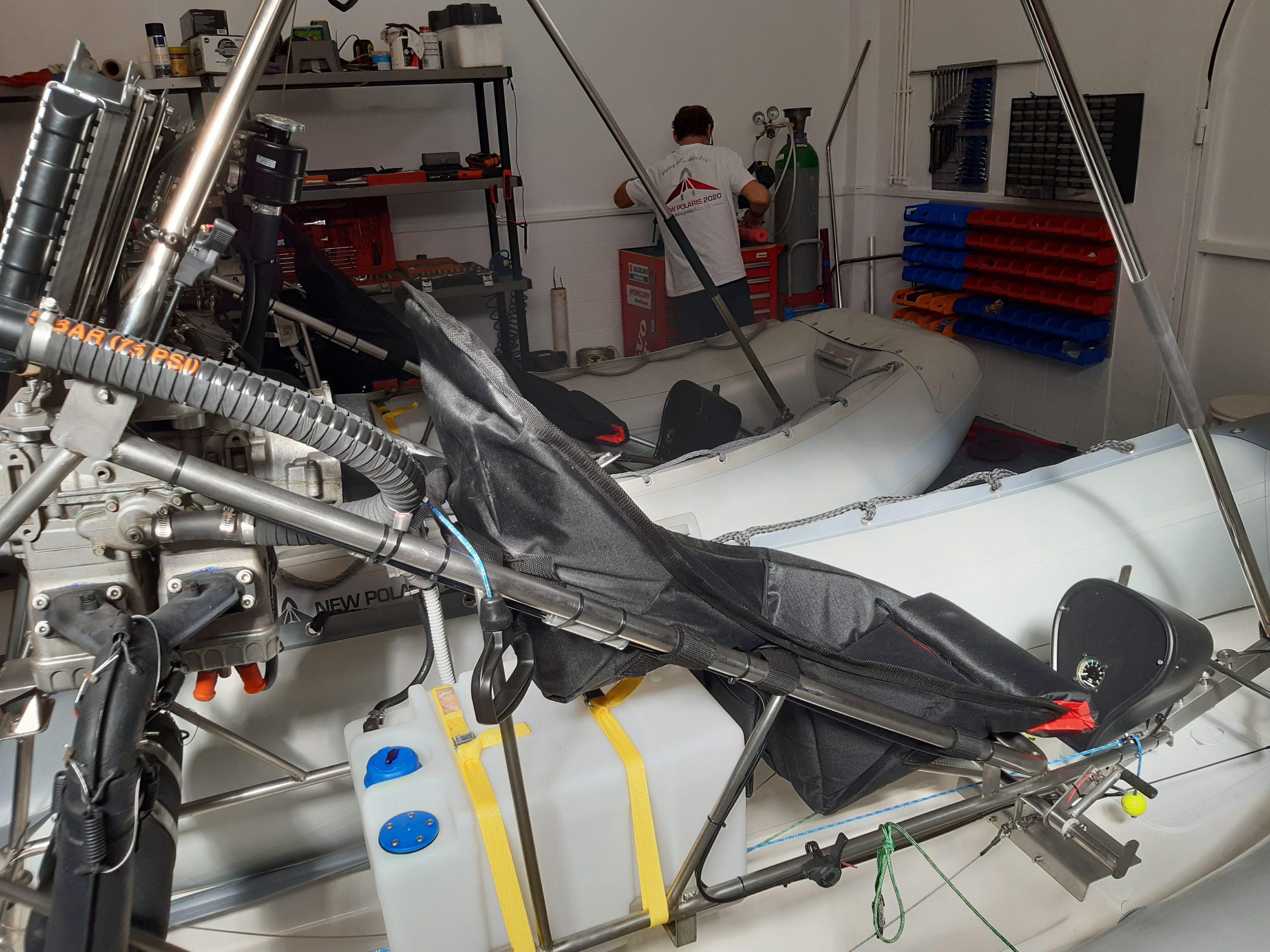 cockpit hydravion ulm